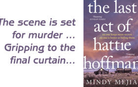The Last Act of Hattie Hoffman book cover