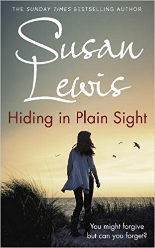 hiding in plain sight Susan Lewis book cover