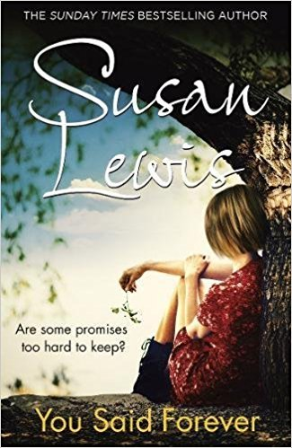 you said forever Susan Lewis book cover