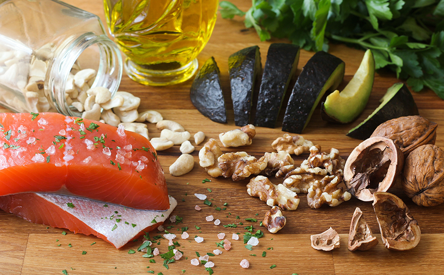 Anti-inflammatory diet foods