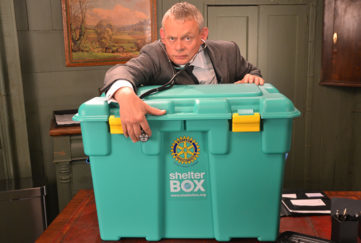 Dr Martin Ellingham, played by Martin Clunes