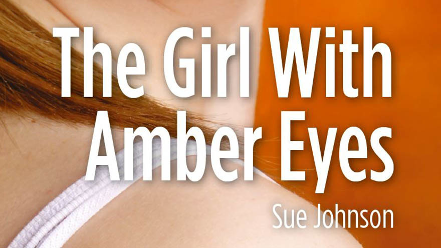 The Girl With The Amber Eyes cover