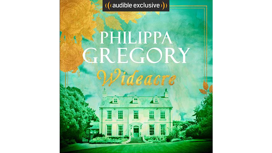 Wideacre Audio book cover Philippa Gregory