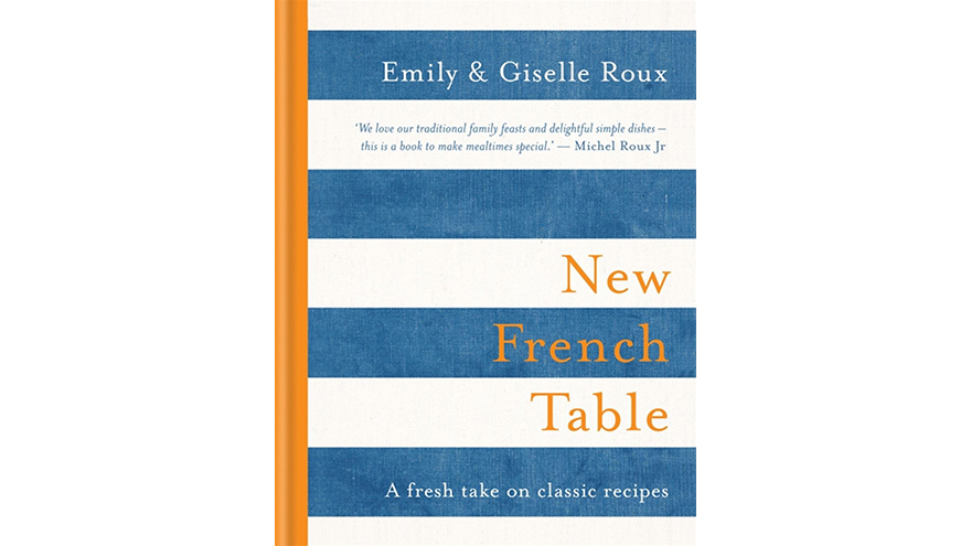 Cover of New French Table
