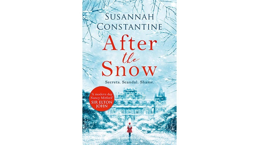 After the snow Susannah constantine book cover