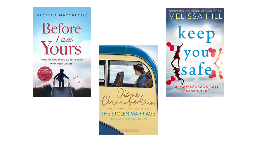 Before I Was Yours The Stolen Marriage Keep You Safe book covers