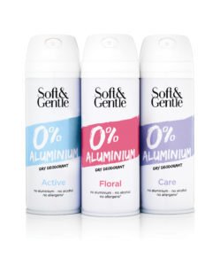 Soft & Gentle Deodorant