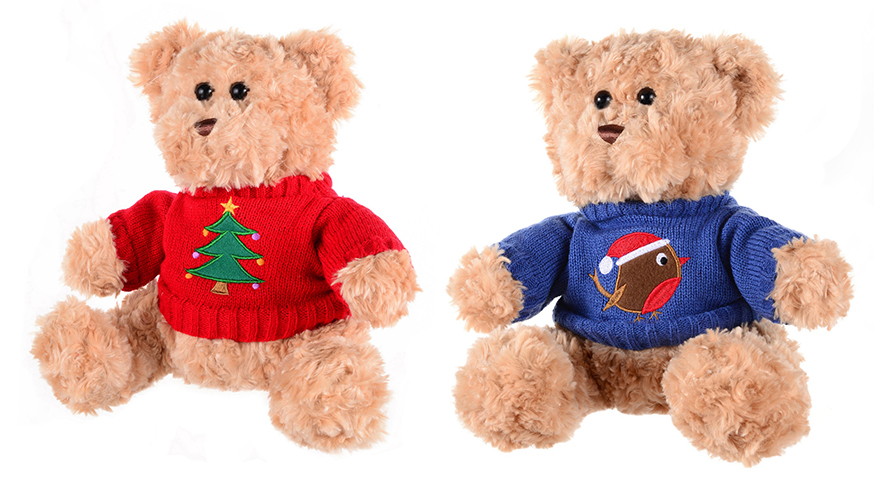Save the Children fundraising teddies