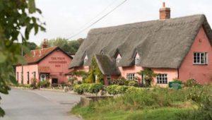 Captivating Stoke Ash Cottage (Grade II listed)