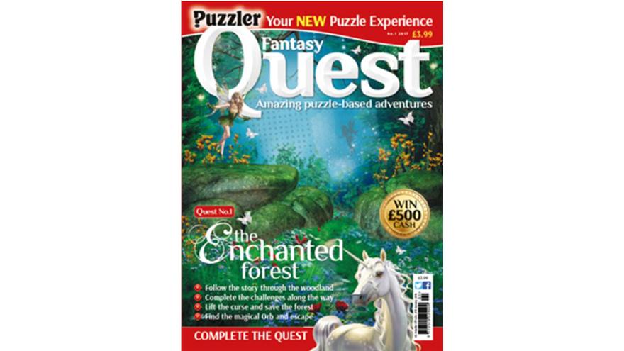 Fantasy Quest Cover