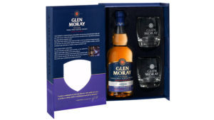 Glen Moray Single Malt gift box