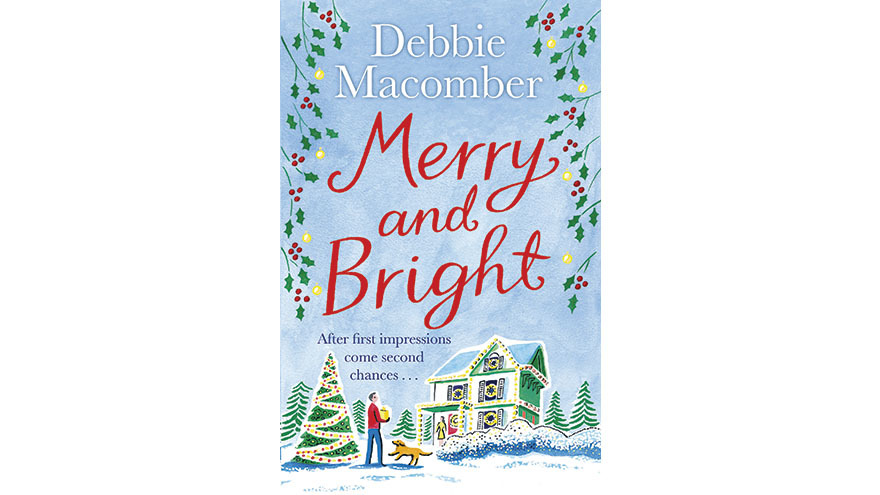Merry and Bright Debbie Macomber book cover