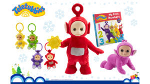 Teletubbies prize