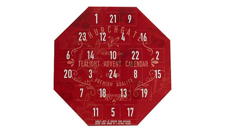 Dunelm advent calendar