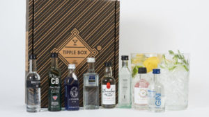 Tipple Box with gin