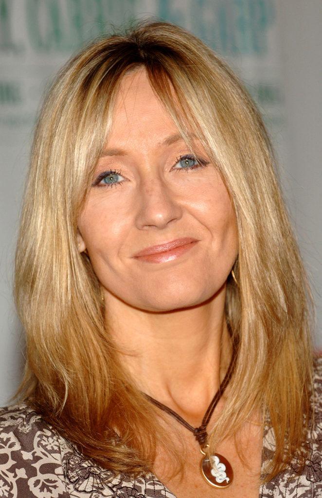 J K Rowling Pic: Shutterstock