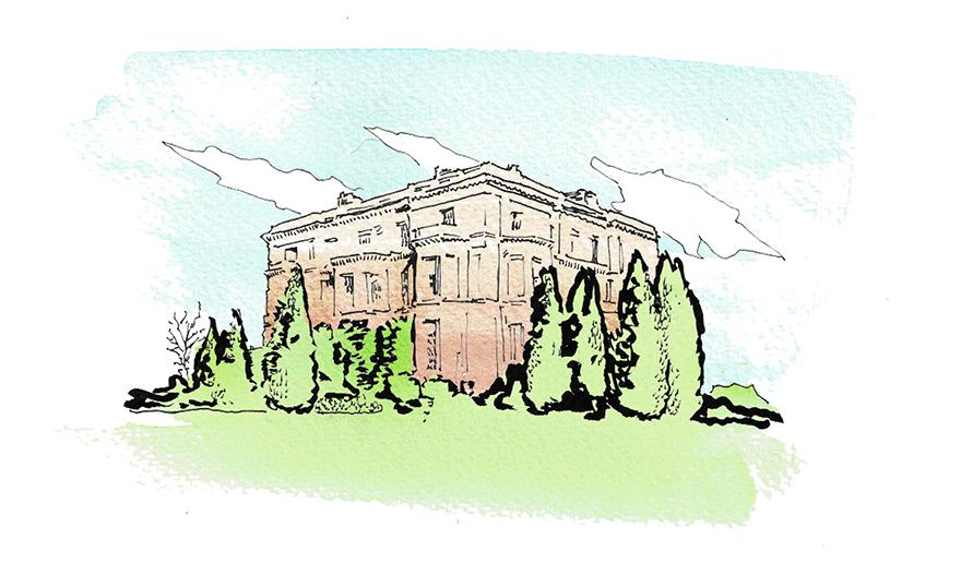 Hedsor House, Buckinghamshire