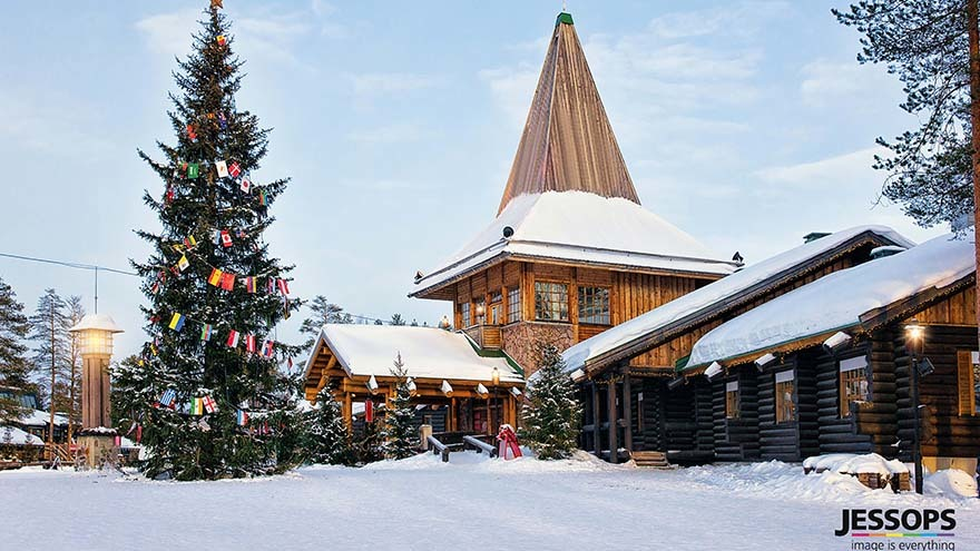 Win a trip to lapland with the jessopselfie christmas campaign my santa claus village lapland solutioingenieria Image collections