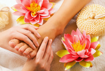 Healing Benefits Of Foot Reflexology