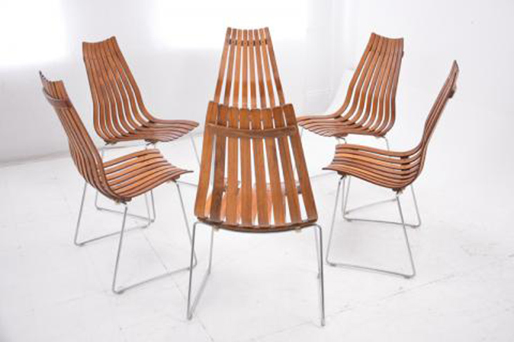 Scandia Prince chairs