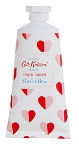 Cath Kidston Mono Hearts Hand Cream