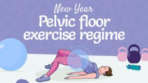 Pelvic Floor Exercises infogram
