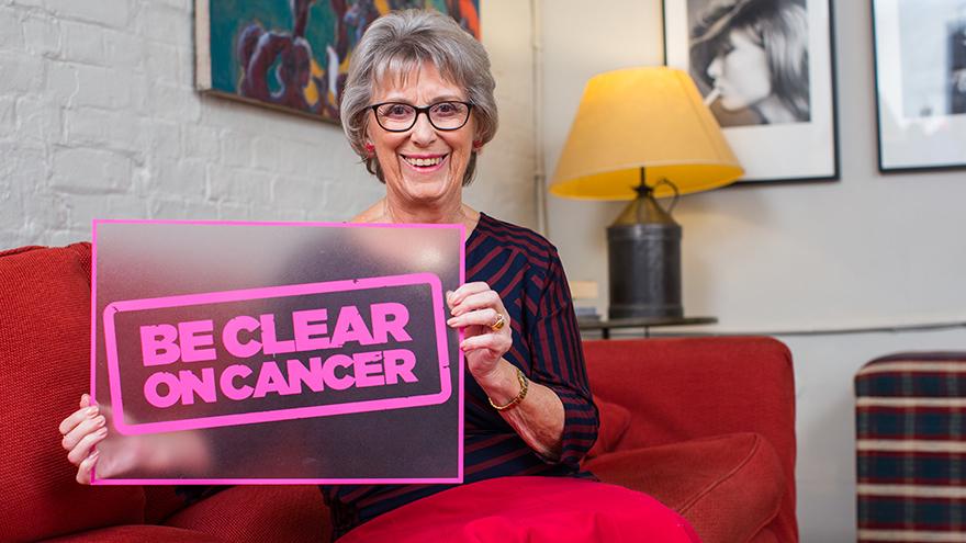 Maureen Linaker, 80, breast cancer survivor