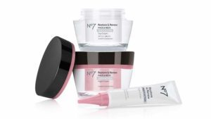 Multiaction day, night and eye cream from No 7
