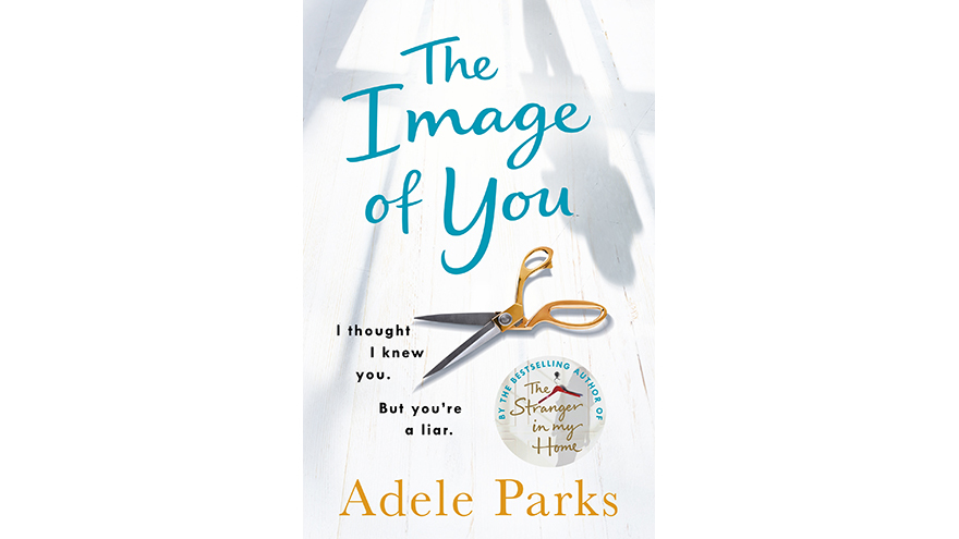 The Image of You by Adele Parks book cover