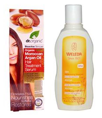 Wileda Moroccan Argan Oil Serum