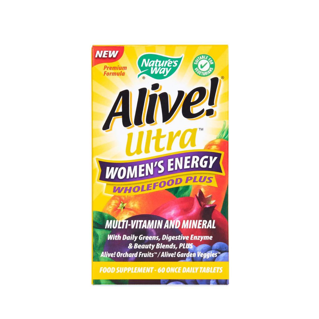 Feel Alive supplement