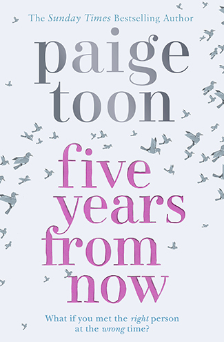 Five years From Now book cover