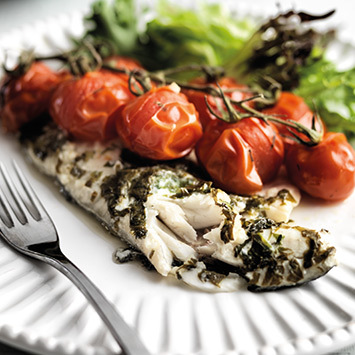 Iceland Italian Sea Bass Parcels