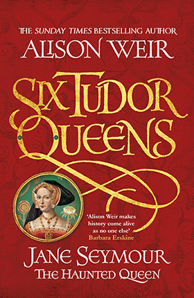 Jane Seymour - Six Tudor Queens HB