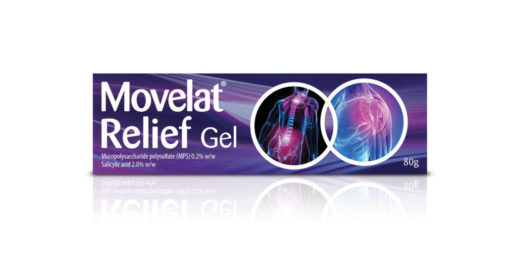 Movelat Relief Gel