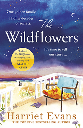 cover of the Wildflowers