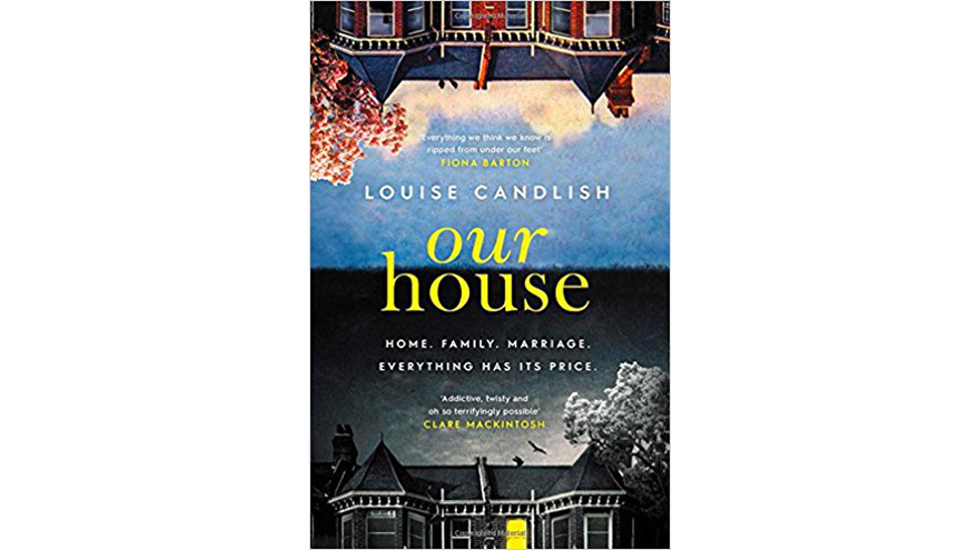 our house louise candlish cover cropped