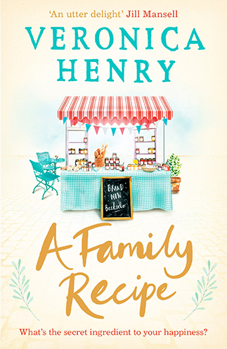 A Family Affiar by Veronica Henry book cover