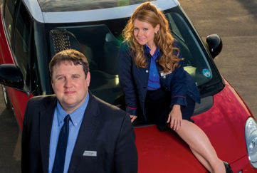 Car Share Finale with Peter and Sian