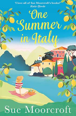 ONE SUMMER IN ITALY book cover