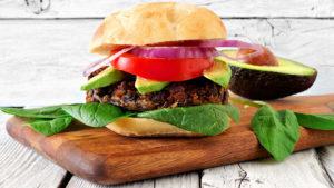 Veggie-protein---Bean-Burger