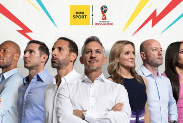 BBC World Cup Presenters Pic: BBC Pictures