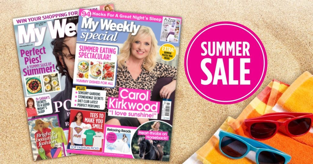 My Weekly Summer Sale