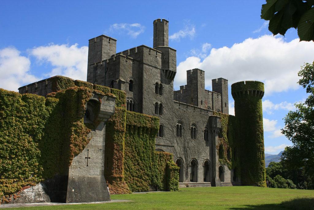 Penrhyn Castle Pic: Istockphoto