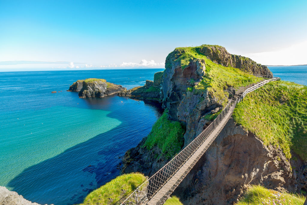 Carrick-a-Rede Pic: Istockphoto