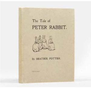 Peter Rabbit book cover
