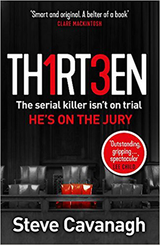Book cover of Thirteen