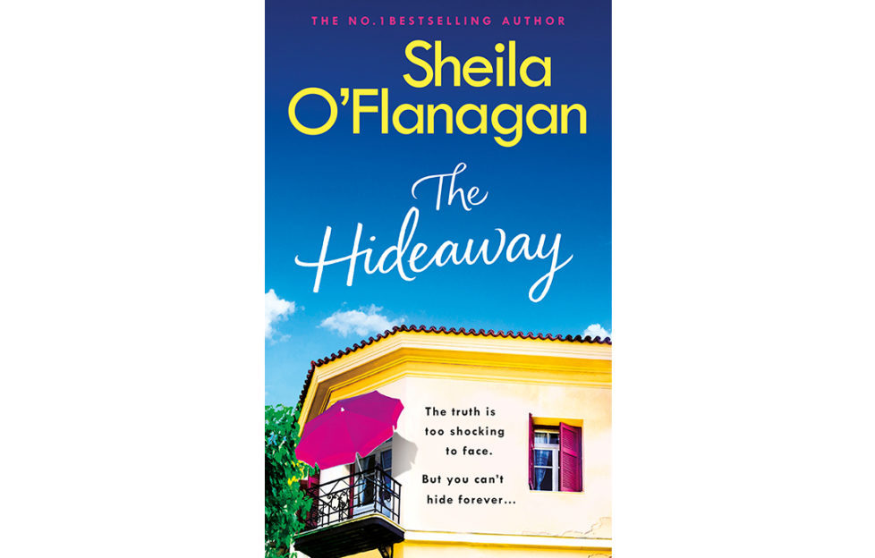 The Hideaway book cover