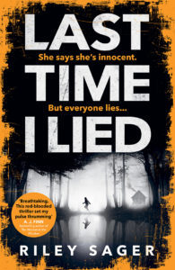 Last Time I Lied book cover