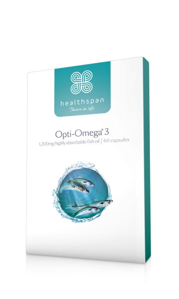 Healthspan's Opti-Omega 3